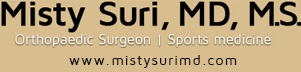 Misty Suri, MD, M.S. - Orthopaedic Surgeon | Sports Medicine